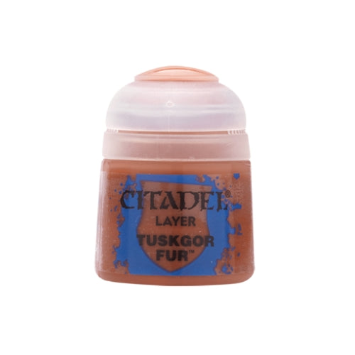 Tuskgor Fur Layer (12ml) - Citadel Colour Paint-RedQueen.mx