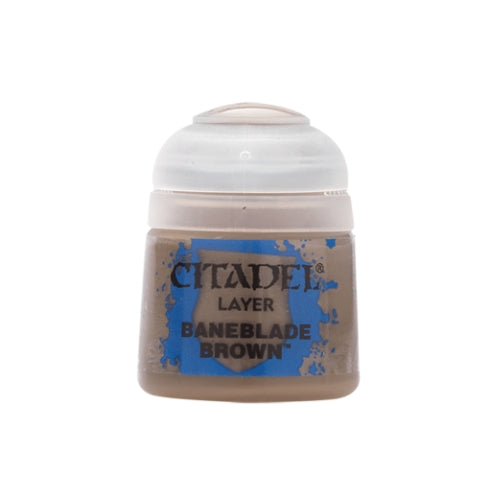 Baneblade Brown Layer (12ml) - Citadel Colour Paint-RedQueen.mx