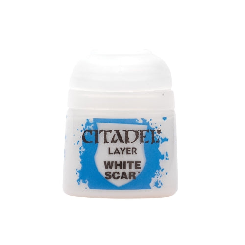 White Scar Layer (12ml) - Citadel Colour Paint-RedQueen.mx