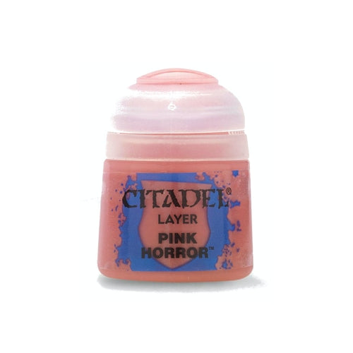 Citadel Colour Layer Paint: Pink Horror (12ml)