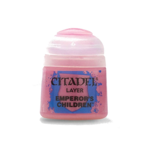Citadel Colour Layer Paint: Emperor's Children (12ml)