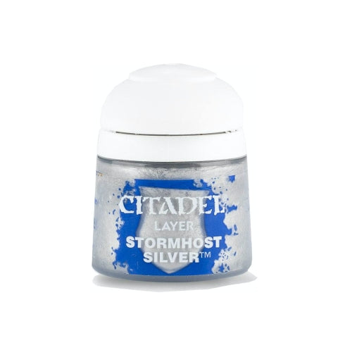 Stormhost Silver Layer (12ml) - Citadel Colour Paint-RedQueen.mx