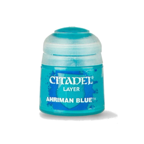 Ahriman Blue Layer (12ml) - Citadel Colour Paint-RedQueen.mx