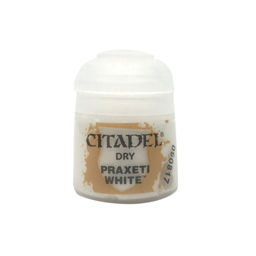 Citadel Dry Paint: Praxeti White (12ml)