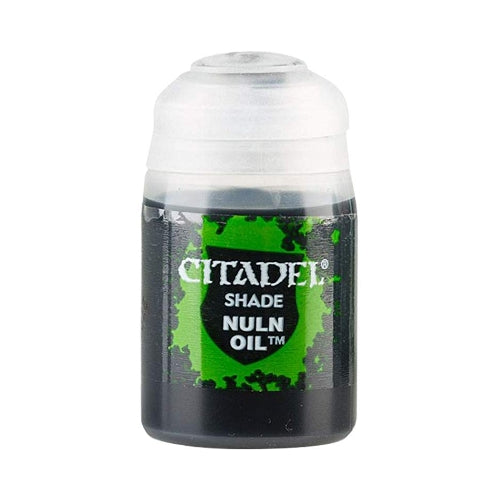 Citadel Shade Paint: Nuln Oil (24ml)
