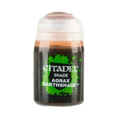 Agrax Earthshade Shade (24ml) - Citadel Paint-RedQueen.mx