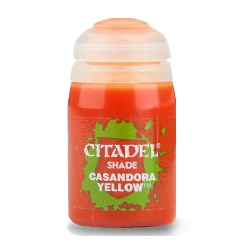 Casandora Yellow Shade (24ml) - Citadel Paint-RedQueen.mx