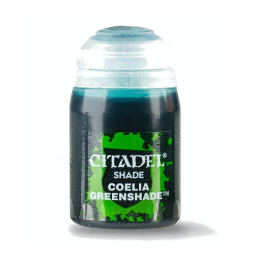 Coelia Greenshade Shade (24ml) - Citadel Paint-RedQueen.mx