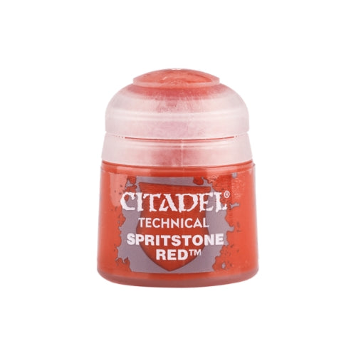 Spiritstone Red Technical (12ml) - Citadel Colour Paint-RedQueen.mx