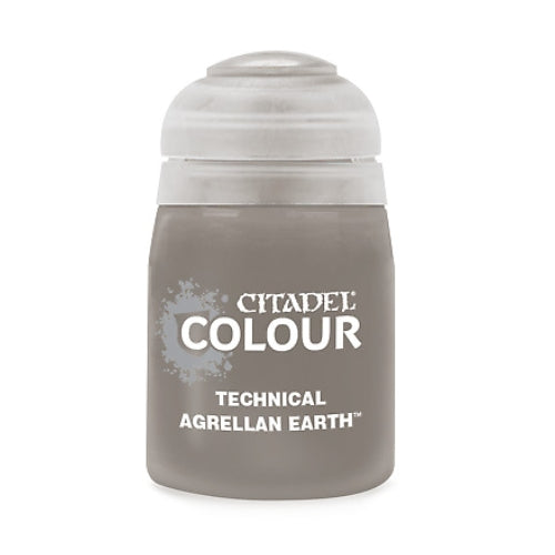 Agrellan Earth Technical (24ml) - Citadel Colour Paint-RedQueen.mx