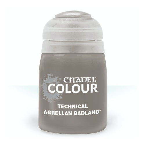 Agrellan Badland Technical (24ml) - Citadel Colour Paint-RedQueen.mx