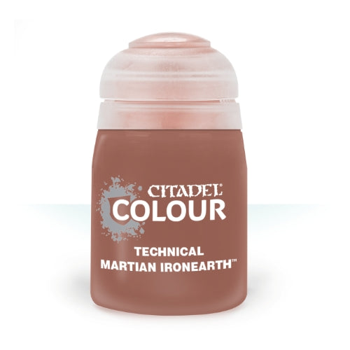 Martian Ironearth Technical (24ml) - Citadel Colour Paint-RedQueen.mx