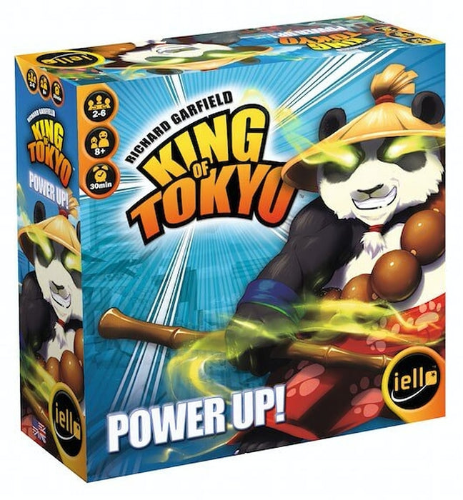 Power Up! Expansion - King of Tokyo (EN)-RedQueen.mx
