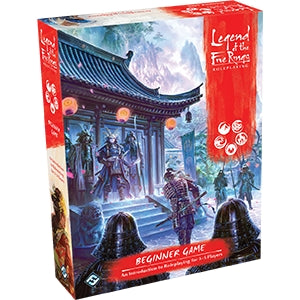 Legend of the Five Rings RPG: Beginner Game-RedQueen.mx
