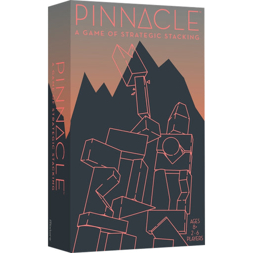 Pinnacle: A Game of Strategic Stacking (EN)