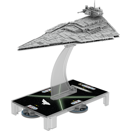 Victory-class Star Destroyer - Armada Expansion-RedQueen.mx