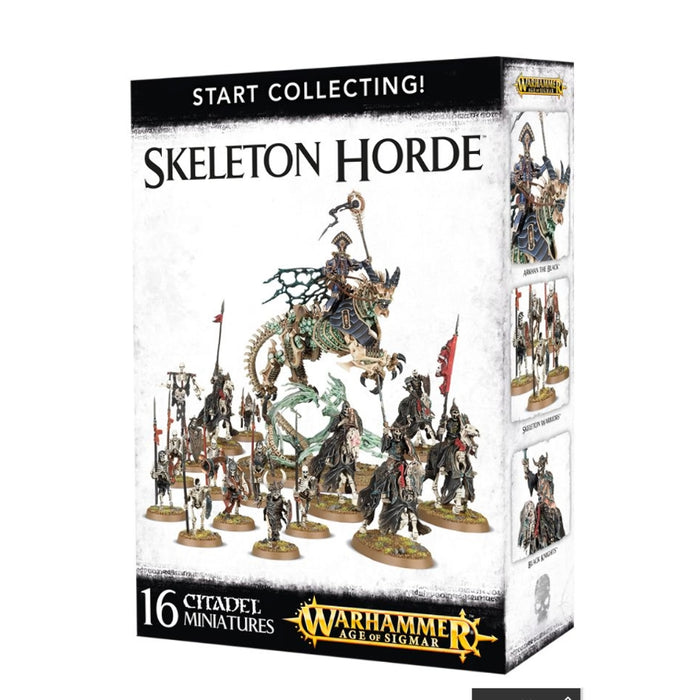 Start Collecting! Skeleton Horde - WH Age of Sigmar