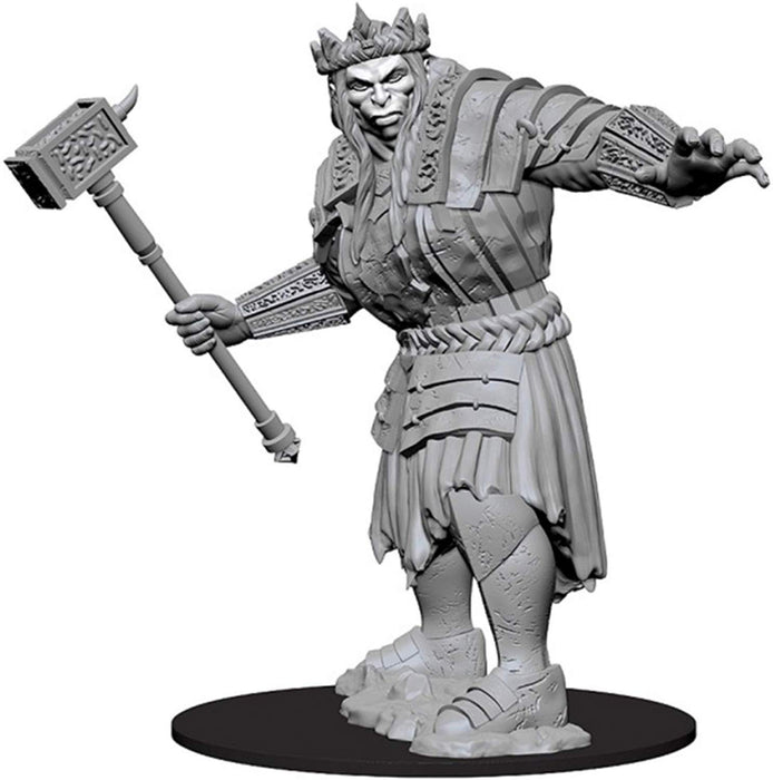 Fire Giant (1) - D&D Miniatures-RedQueen.mx