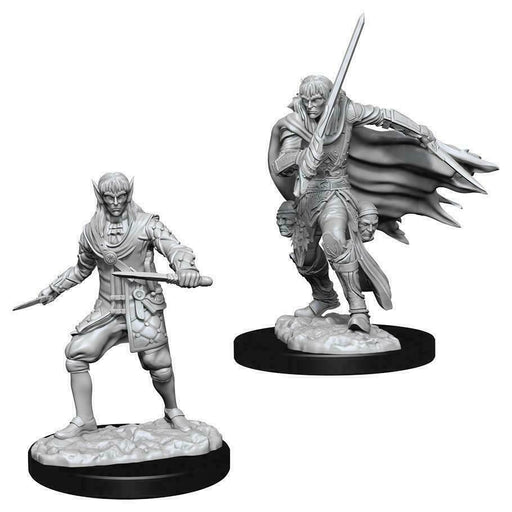Elf Male Rogue (2) - Pathfinder Battles Miniatures-RedQueen.mx