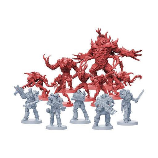 Zombicide: Dark Side-RedQueen.mx