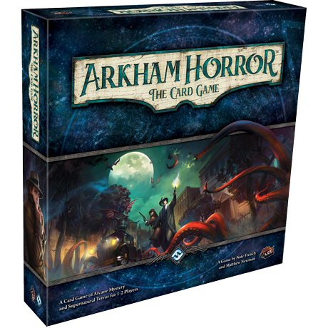 Arkham Horror LCG: The Card Game (EN)-RedQueen.mx