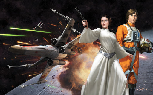 Star Wars: Age of Rebellion RPG - Core Rulebook-RedQueen.mx