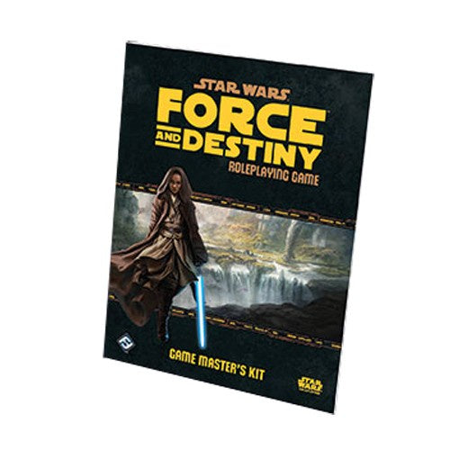 Star Wars: Force and Destiny RPG - Game Master's Kit - RPG SW