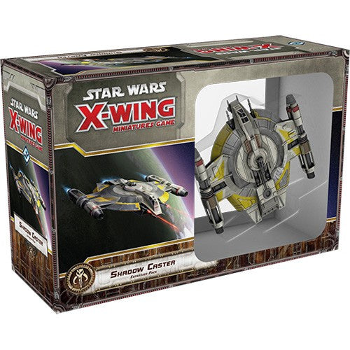 Shadow Caster - X-Wing Expansion-RedQueen.mx