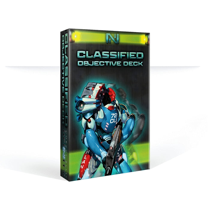 Infinity: Classified Objective Deck (EN)