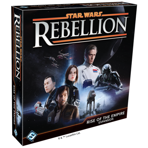 Star Wars: Rebellion - Rise of the Empire Expansion-RedQueen.mx