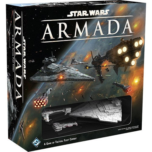 Star Wars: Armada - Core Set-RedQueen.mx
