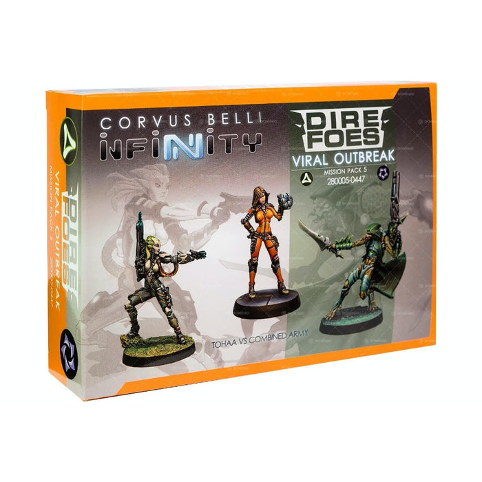 Viral Outbreak - Infinity: Dire Foes Mission Pack 5-RedQueen.mx