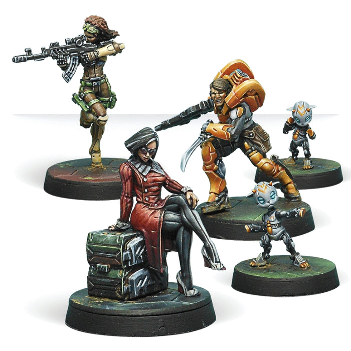 Defiant Truth - Infinity: Dire Foes Mission Pack 6-RedQueen.mx
