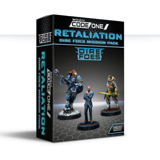 Retaliation - Infinity CodeOne: Dire Foes Mission Pack Alpha-RedQueen.mx