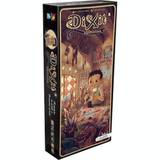Dixit: Harmonies Expansion - Libellud Dixit