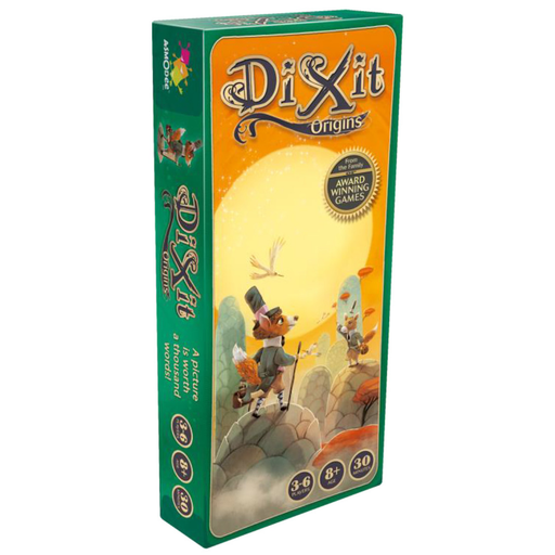 Dixit: Origins Expansion-RedQueen.mx