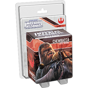 Chewbacca - Imperial Assault Pack-RedQueen.mx