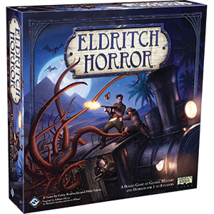 Eldritch Horror - redqueen-mx