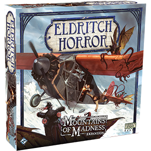 Eldritch Horror: Mountains of Madness Expansion - redqueen-mx