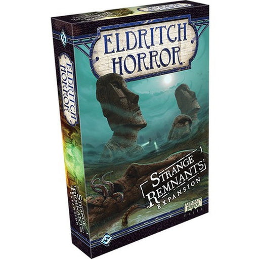 Strange Remnants Expansion - Eldritch Horror (EN)-RedQueen.mx
