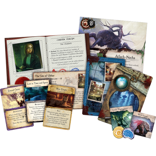 The Dreamlands Expansion - Eldritch Horror (EN)-RedQueen.mx
