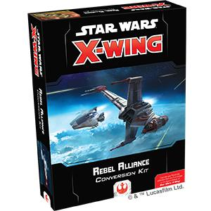 Rebel Alliance Conversion Kit - X-Wing 2E Expansion-RedQueen.mx