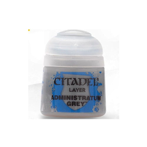 Administratum Grey Layer (12ml) - Citadel Colour Paint-RedQueen.mx