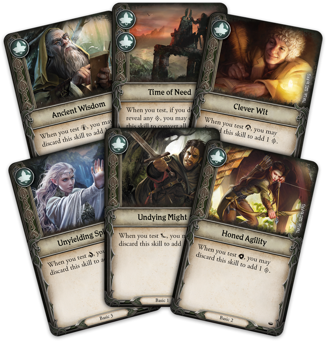 Lord of the Rings: Journeys in Middle-Earth - FFG LOTR