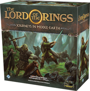 Lord of the Rings: Journeys in Middle-Earth-RedQueen.mx