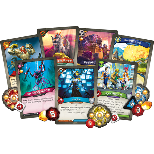 KeyForge: Age of Ascension Two-Player Starter - FFG Keyforge