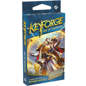 KeyForge: Age of Ascension Archon Deck - redqueen-mx