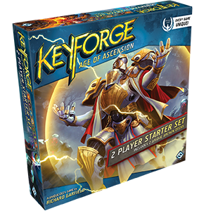 KeyForge: Age of Ascension Two-Player Starter-RedQueen.mx