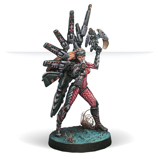 Special Operative Ko Dali - Infinity: Combined Army Pack-RedQueen.mx