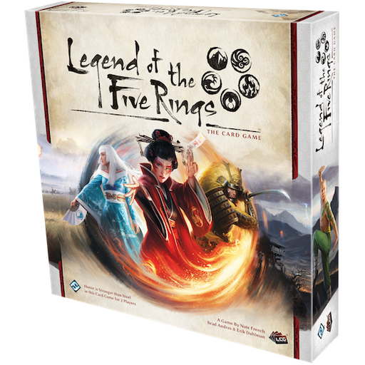 Legend of the Five Rings: The Card Game-RedQueen.mx